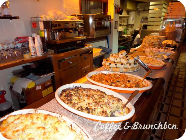 Aperitivo:cena por Sagrada Familia–Don Angelo-Bufé