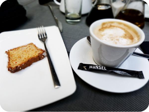 Huevos y zumo no hacen un brunch-Hänsel-postre y cafe