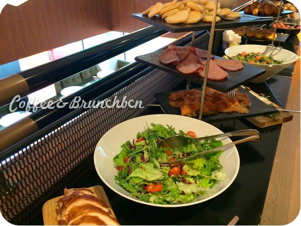 Brunch en Oporto-bb Gourmet-Ensalada