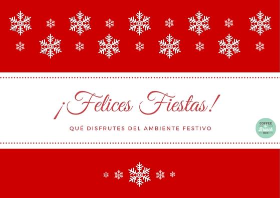¡Felices Fiestas con las ofertas exclusivas de brunch en Barcelona!