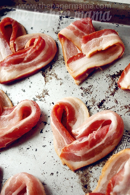 Beicon en forma de corazon