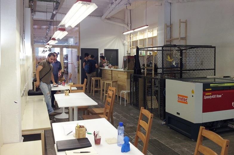 Cafeterías con Wi-Fi en Barcelona - FabCafe