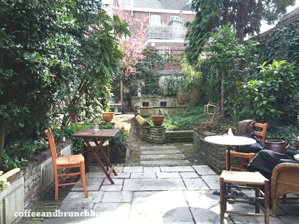 El jardín de Livin'Room