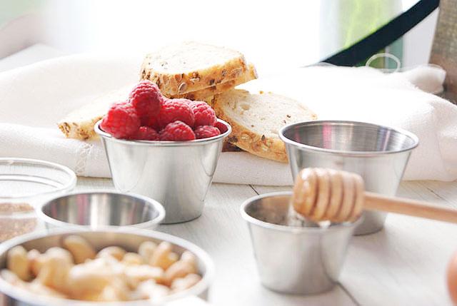 Ingredientes - Recetas de brunch saludables