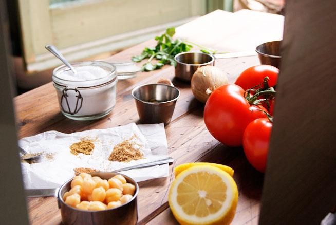 Ingredients - Recetas de brunch saludables