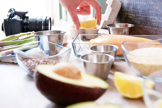 Organizando - Recetas de brunch saludables