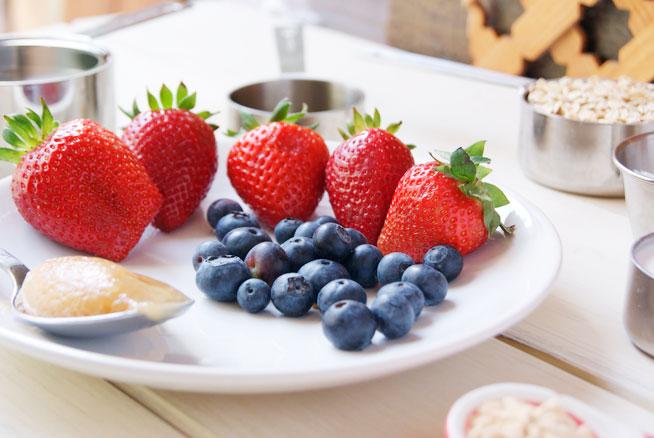 fruta - Recetas de brunch saludables