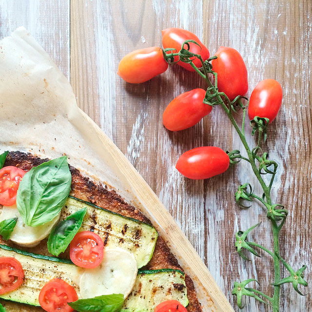 pizza - Recetas de brunch saludables
