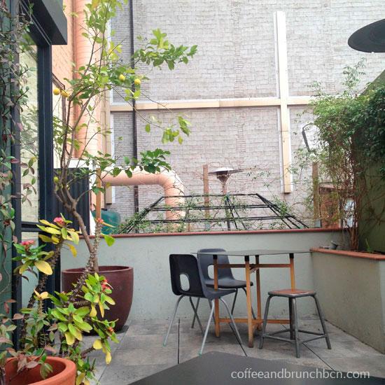 Brunch en terraza en Barcelona-Terraza-Federal-Cafe