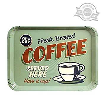 Bandeja para café - Regalos Coffee Lovers