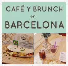 Café y brunch en Barcelona