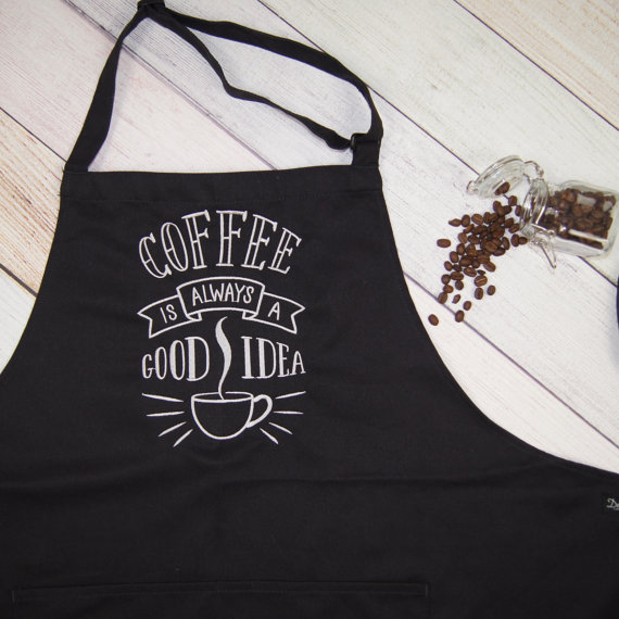Delantal para Coffee Lover