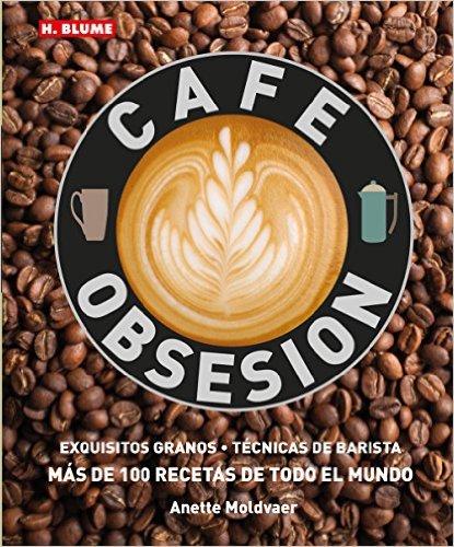 Libro para amantes del café