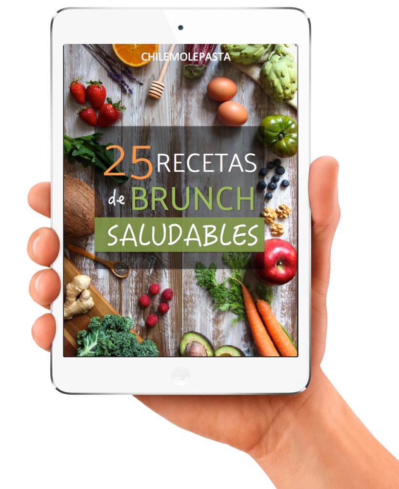 25 recetas de brunch saludables - regalos para brunch lovers