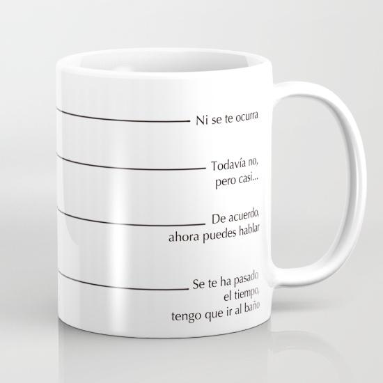 Taza Ni se te ocurra - Regalos Coffee Lover