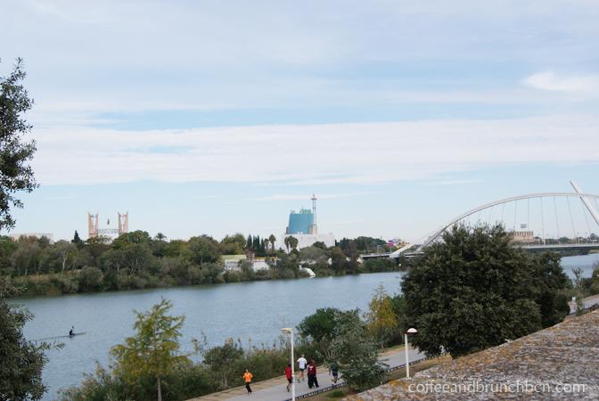 Fin de semana en Sevilla con brunch - El río