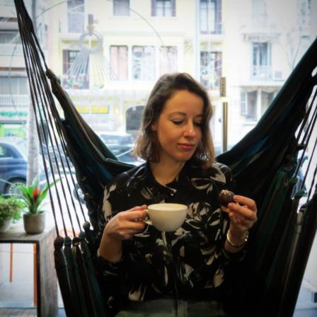 Café de especialidad en Barcelona - Hammock Juice Stationary